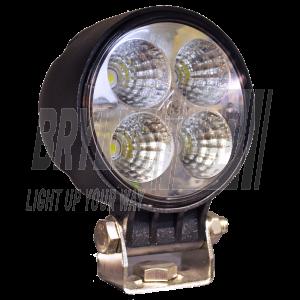 12w LED rund arbejdslygte spot LEDSON