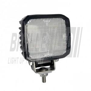 12w LED arbejdslygte Kombi Blixtra