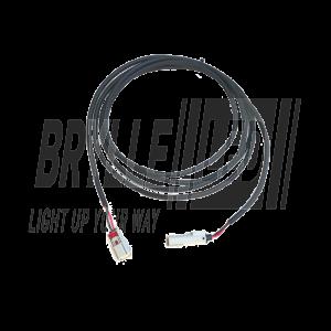 Forlænger kabel 300cm Lazer RS Serie