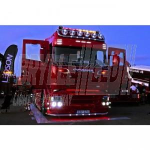 OptoLine Toplygte til Scania