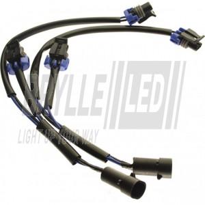 Y kabel til Scania DRL LED indsatser