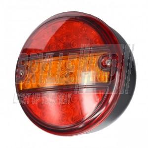 Blixtra LED baglygte
