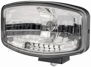 Hella Jumbo 320FF Fjernlygte med LED positionslys