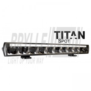 "Titan 20,5"" LED lightbar med positionslys SPOT"