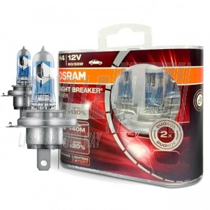 Osram NigthBreaker®  Laser pærer