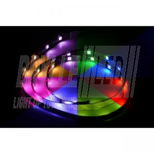 RGB LED strips 12/24v
