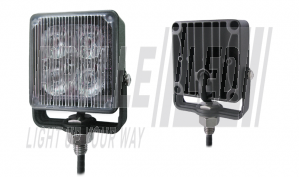 SQ-4 LED blink