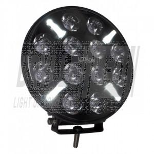 """LEDSON Castor 7"""" LED fjernlygte"""