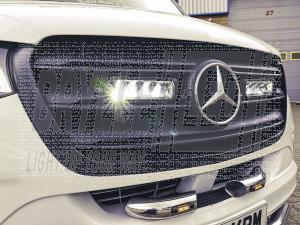 Mercedes Sprinter 2018+ Triple-R 750