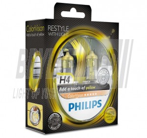 Philips ColorVision Yellow